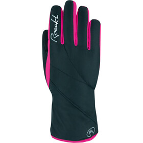 Roeckl Atlas GTX Gloves Kids, black/pink